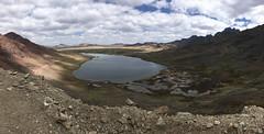 Aufstieg zum Punta Pumacocha