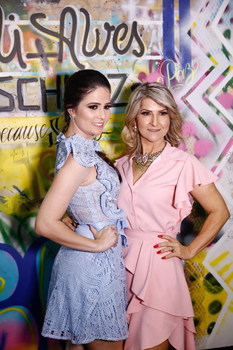 Jéssica e Soely Alves
