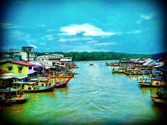 Kuala Sepetang, Perak https://goo.gl/maps/HDTTFYnBVco #reizen #vakantie #voyage #viaggio #viaje #resa #Semester #Fiesta #Vacanza #Vacances #Reise #Urlaub #Fluss #flod #río #rivière #fiume #rivier #Asia #Malaysia #KualaSepetang #十八丁 #travel #holiday #trave