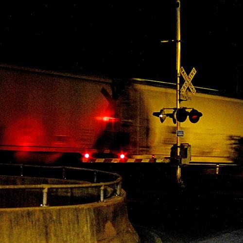 fallon vinton railroad train crossingrailroadtracks... (Photo: pom'. on Flickr)