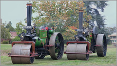 Steam Rollers...