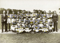 Williamstown CYMS Football Club - 1935 - Club Photo