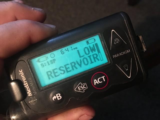 Metronome of Diabetic Life