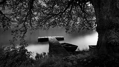 Loch Oich, Invergarry hotel / castle