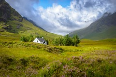 House at Glencoe
