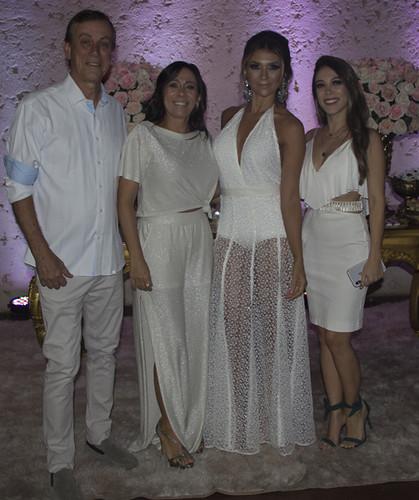 Mário Carvalho, Irma e Ana Luiza