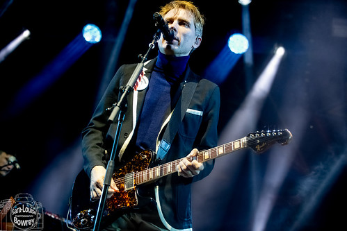 Franz Ferdinand at Festival No 6