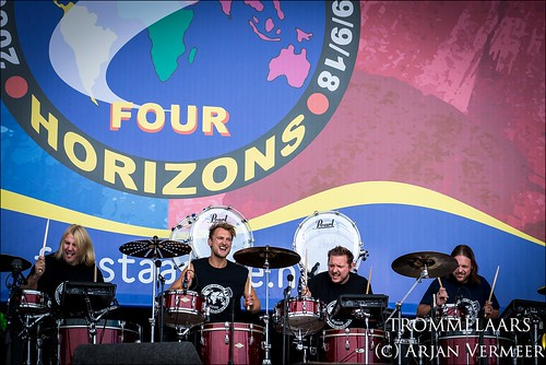 """Four Horizons - 2000 drummers at sea • <a style=""""font-size:0.8em;"""" href=""""http://www.flickr.com/photos/49926820@N08/44552215542/"""" target=""""_blank"""">View on Flickr</a>"""