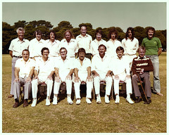 Williamstown CYMS Cricket Club - 1975-76 - Premiers - A Reserve - Turf