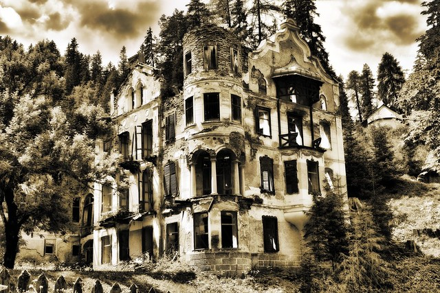 The Ghost Grand Hotel