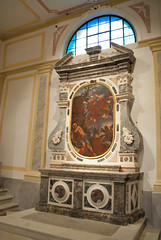 altare di san girolamo.