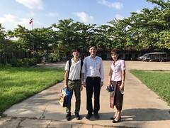 Internship in Lao PDR