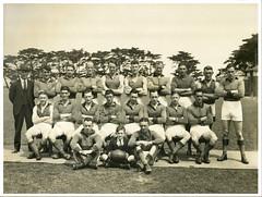 Williamstown CYMS Football Club - 1934 - Club Photo