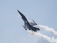 Belgian F-16MLU RIAT 2018
