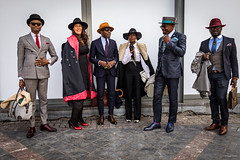 The Sartorial Show / N.Defustel / Brussels Sept 6th 2018