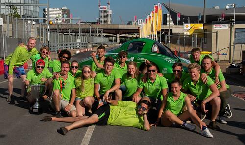 Green Team Twente - SEM 2018