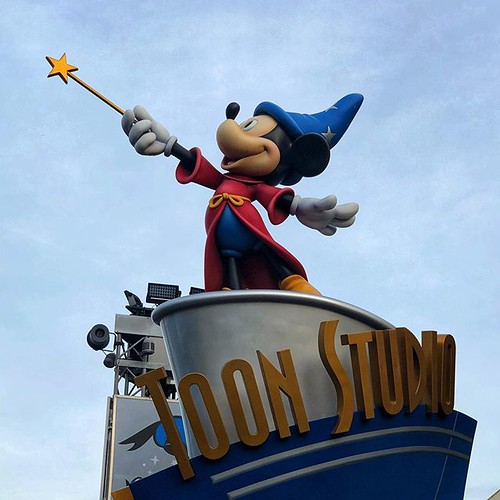 Today is all about...Magical Pride @ Disneyland Paris