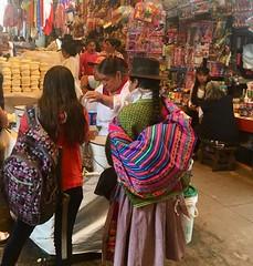 Auf dem Markt in Ayacucho