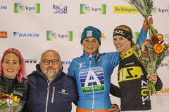 "2018-2-Podium Irene Schouten 2 • <a style=""font-size:0.8em;"" href=""http://www.flickr.com/photos/89121513@N04/45613549151/"" target=""_blank"">View on Flickr</a>"