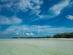 Coco Plum Beach Skies
