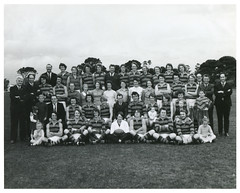 Williamstown CYMS Football Club - 1973 - Premiers - First Division