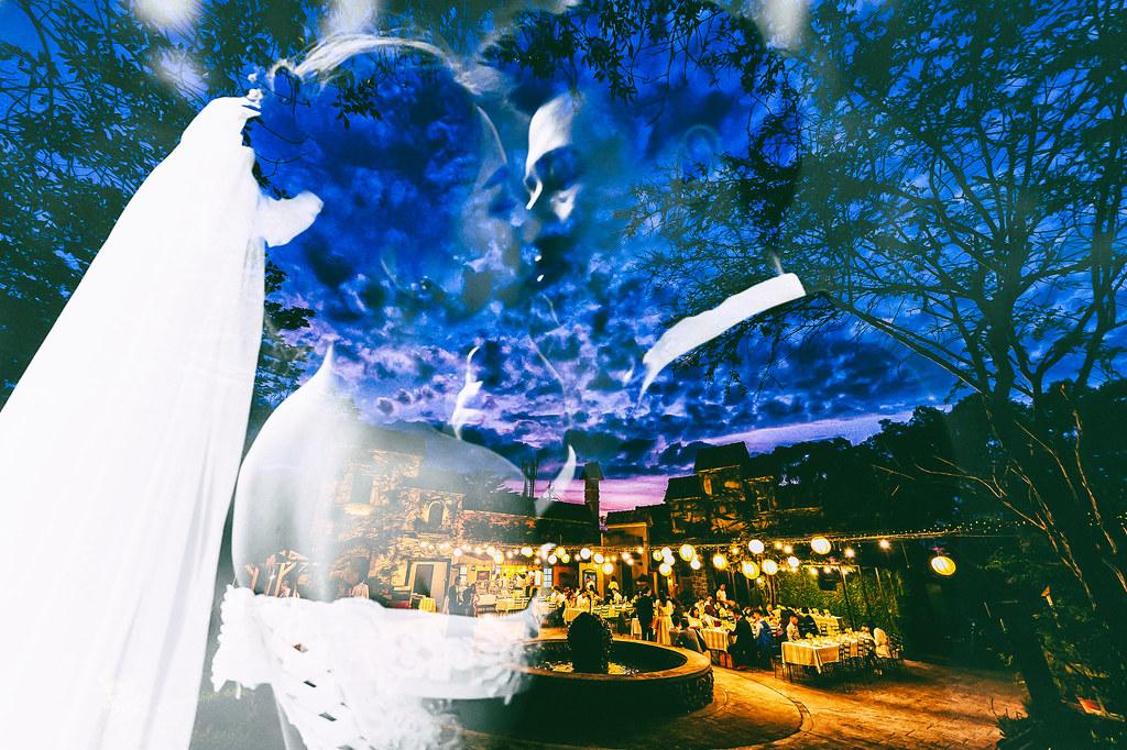 """""""台北推薦台中婚攝,JOE愛攝影,見證儀式,戶外宴客,香檳玫瑰小南法廣場"""
