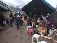 Essensstände in Maras
