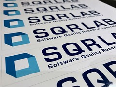 SQR Lab Laptop Decals