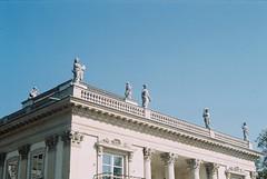 宮殿のオブジェ