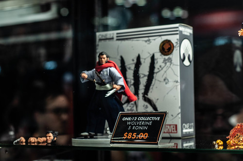 mezco mezcoone12collective nycc nycc2018 newyork... (Photo: misterperturbed on Flickr)