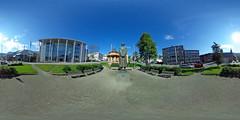 Norwegen - Tromsø, Rådhusgata 360 Grad