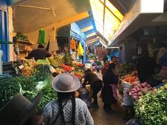 Markt in Huancavelica