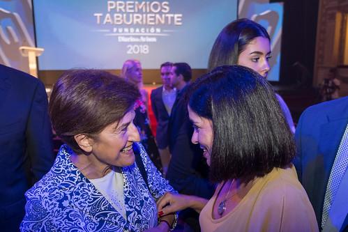 Entrega de los premios Taburiente