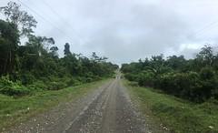 Auf dem Weg von Atalaya nach Salvacion