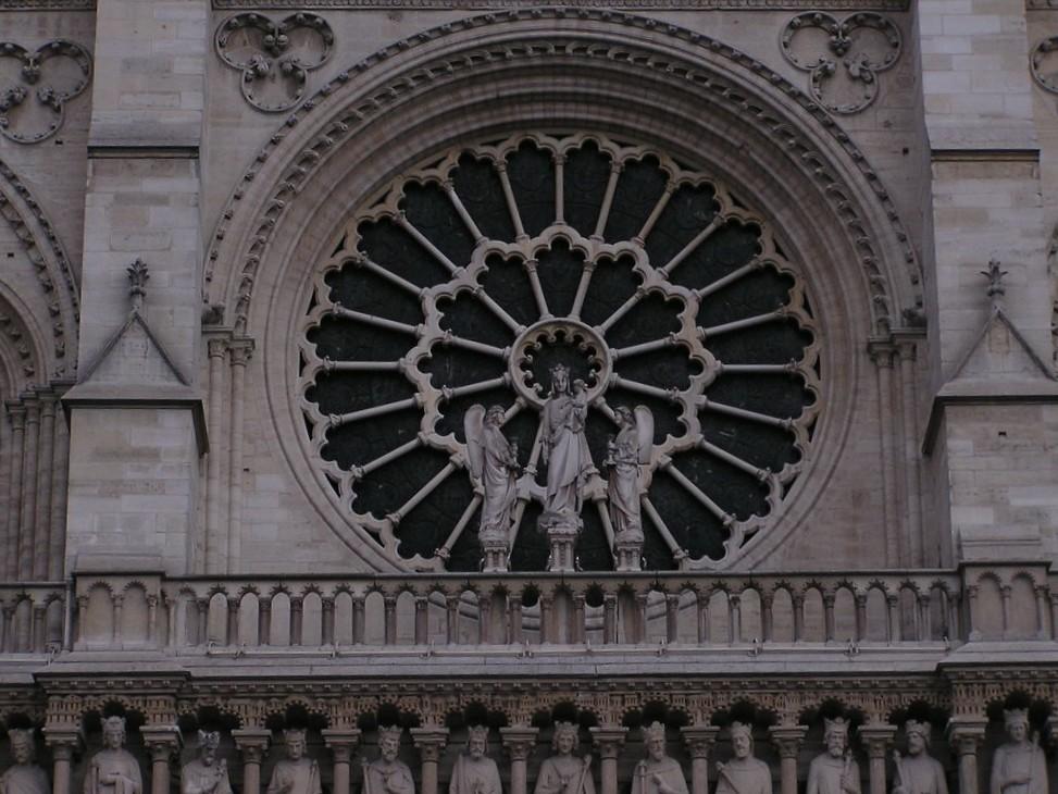 Notre Dame Paris Francia 02
