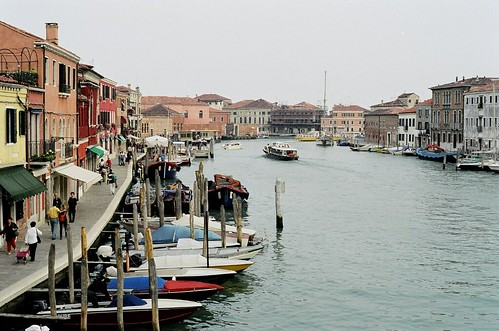 Canal in Venice (Murano)