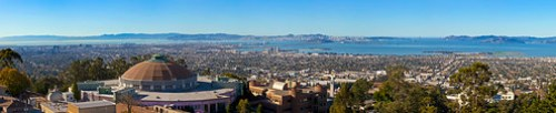ALS overlooking SF Bay Area