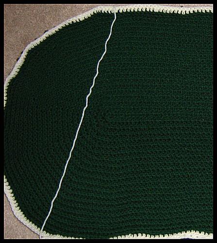 back of crochet rug pic