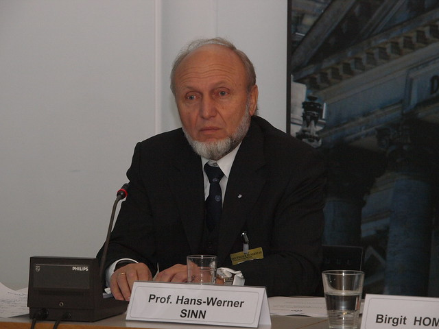 18.11.2010 - Pressekonferenz ifo Gutachten
