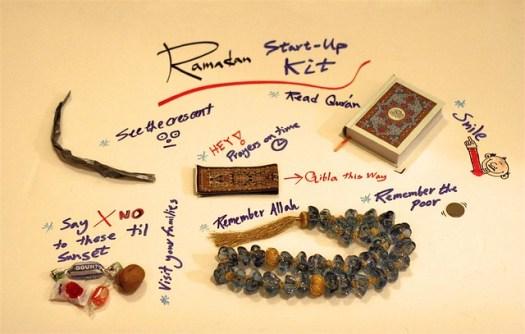 Ramadan Start-Up Kit...