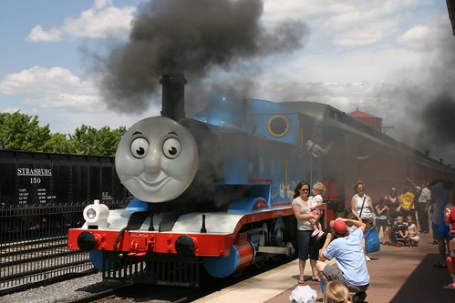 Thomas the Tank Engine 006