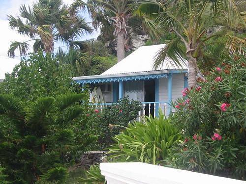 hubert's cottage - st. barth