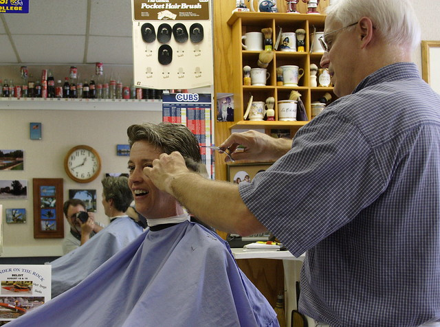 Classic Barbering With Style Flickr Photo Sharing