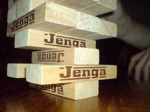 Jenga Tournament