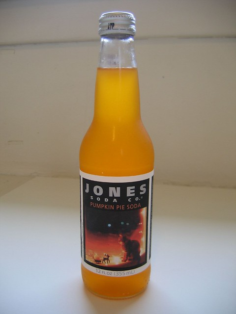 refrigerante de abóbora