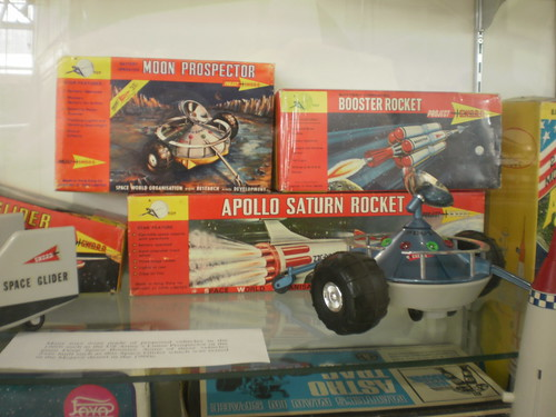 Vintage space toys at the Canadian Air and Space Museum (4)
