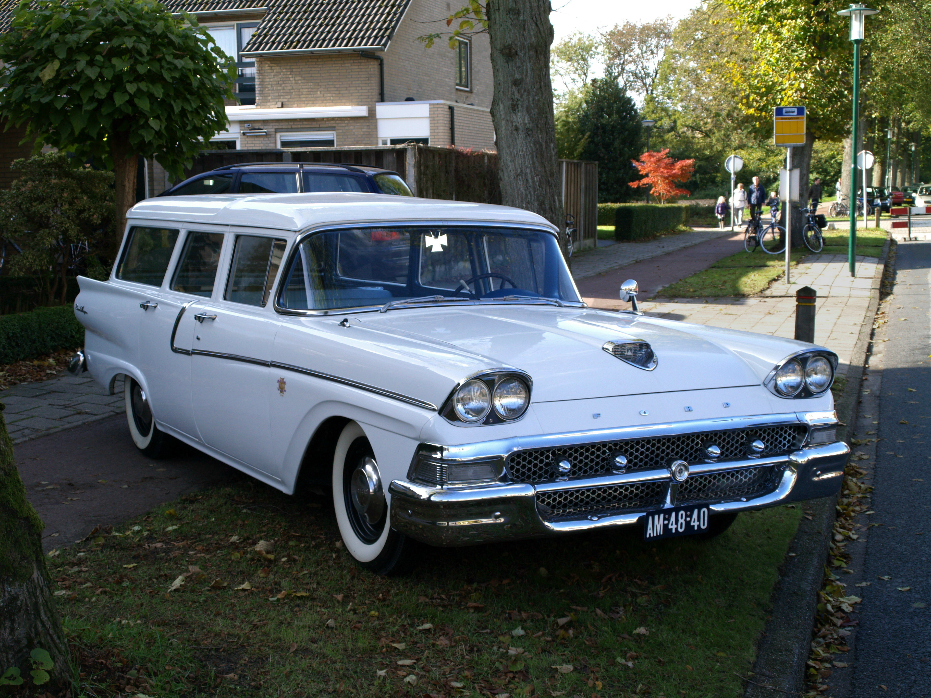 Ford Fairlane 500 Ranch Wagon