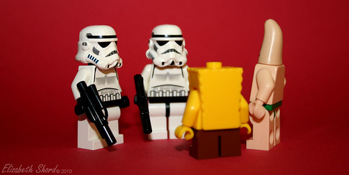 """""""These are not the droids we are looking for"""""""