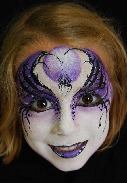 Cute Witch Face Paint Ideas