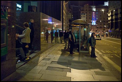 Park Row busstop